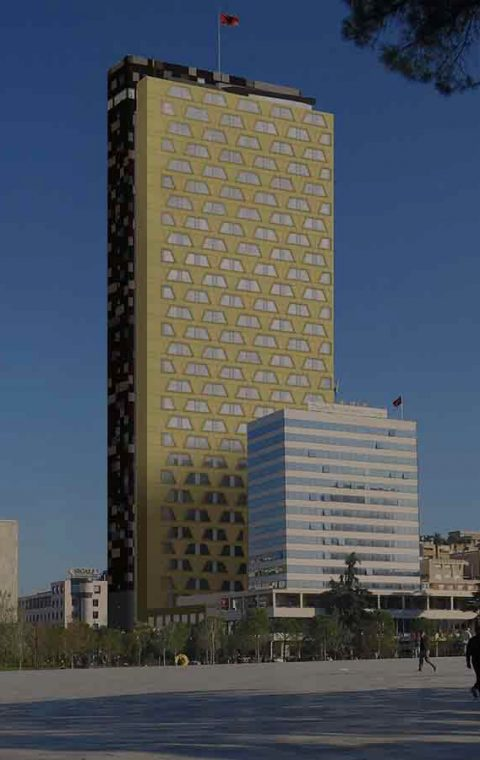New Hotel Tirana International